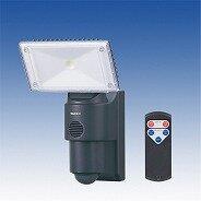 サイレン付き人感ライト(LCL-30SI)