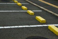 駐車場の防犯システム