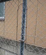 フェンスセンサーの写真
