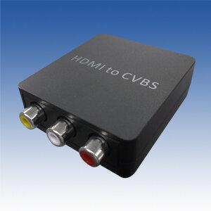 HDMI to AVコンバーター