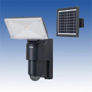 ソーラー式LED人感ライト