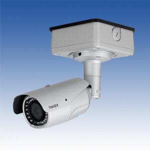 ハウジング型デイナイトネットワークカメラ