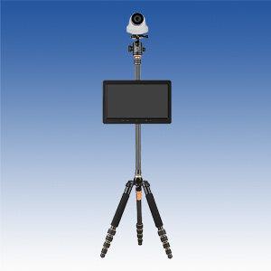 非接触式温度監視カメラシステム