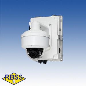 高精細監視カメラと記録装置を一体化!『記録一体型デイナイトカメラ』